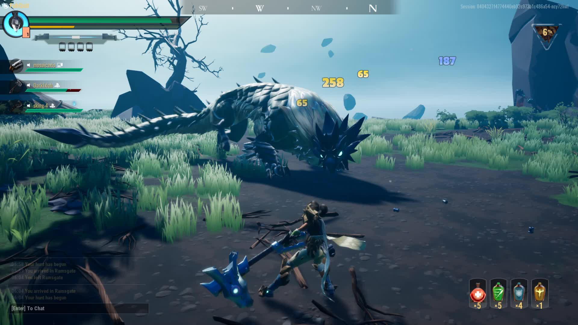 Dauntless Game Gifs Search   Search & Share on Homdor