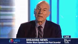 Watch and share Sir Patrick Stewart GIFs and Walter Blunt GIFs on Gfycat
