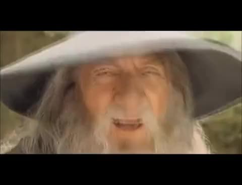 Watch gandalf GIF on Gfycat. Discover more gandalf GIFs on Gfycat