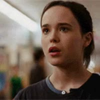 Watch and share Ellen Page Gif GIFs on Gfycat
