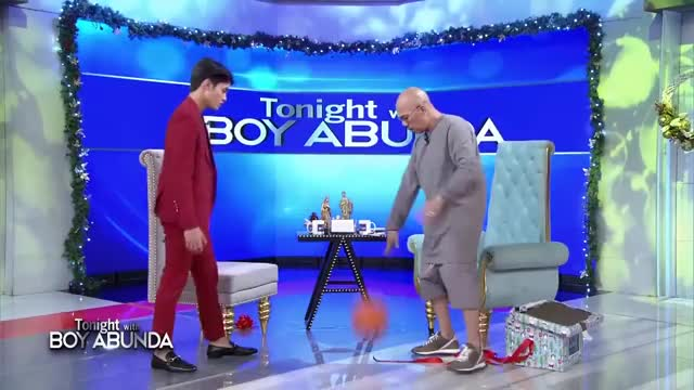 Watch TWBA: Grae Fernandez shows off his basketball tricks GIF on Gfycat. Discover more 20190103online, abs-cbn, basketball, entertainment, grae, philippines, showbiz, twba, yt0psrj GIFs on Gfycat