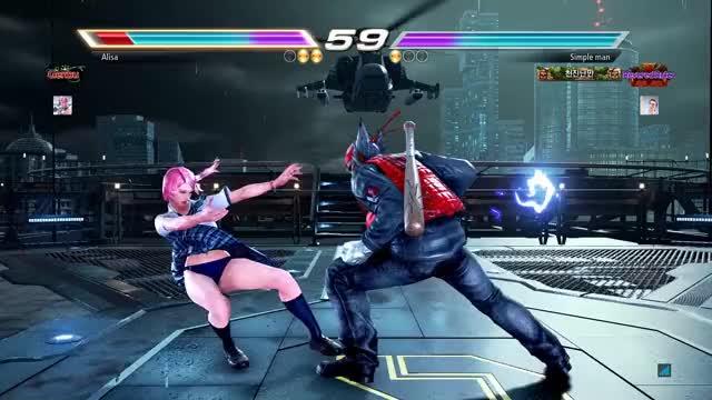 Watch Comeback GIF by @alisazang on Gfycat. Discover more Tekken GIFs on Gfycat