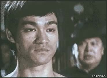 Watch and share Bruce Lee GIFs by 001line on Gfycat