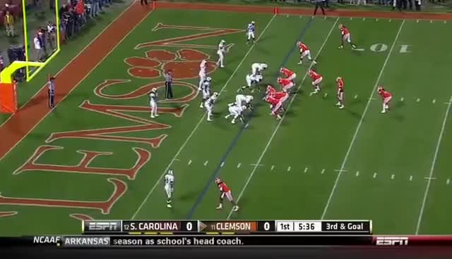 Watch and share Clemson Tigers GIFs and Read Option GIFs on Gfycat