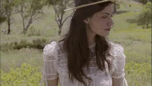 Watch this trending GIF on Gfycat. Discover more 2015, australian actress, personalities, phoebe tonkin, teresa palmer, vogue australia GIFs on Gfycat