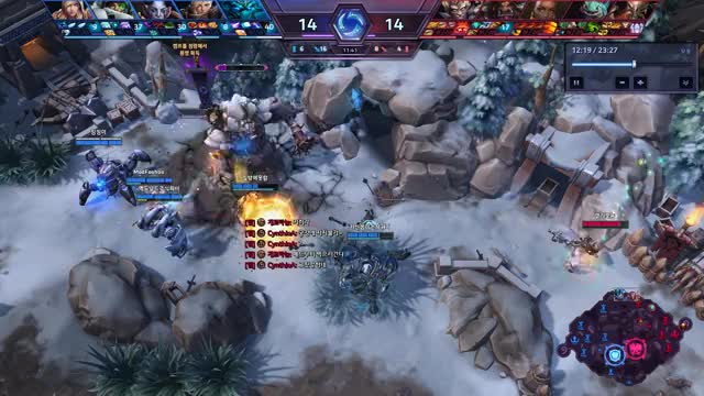 Watch and share Heroes Of The Storm 2019.10.07 - 17.38.08.03 GIFs on Gfycat