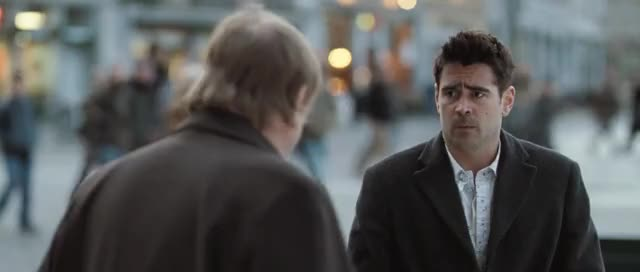 Watch and share Shrug In Bruges GIFs by Queueing on Gfycat