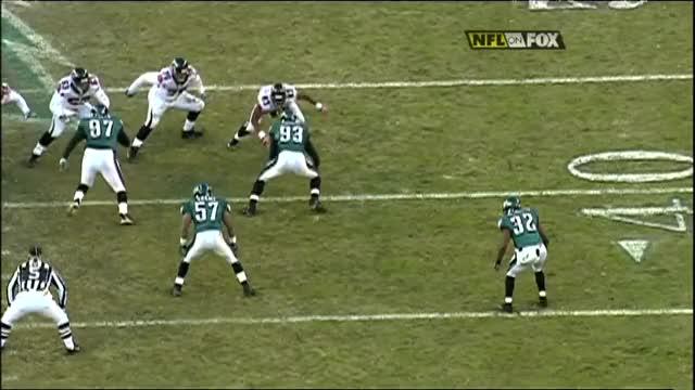 Watch 2004 NFC Championship - Brian Dawkins Hit on Alge Crumpler HD GIF on Gfycat. Discover more afc, american football, defense, football, highlight, highlights, nfc, nfl, offense, td GIFs on Gfycat