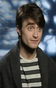 Watch Daniel Radcliffe is amazed GIF by Reaction GIFs (@sypher0115) on Gfycat. Discover more amazed GIFs on Gfycat