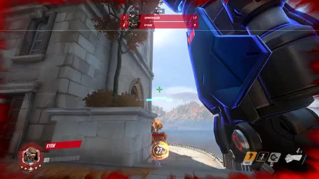 Watch and share Doomfist, Rocket Punch Not Getting Enviro Kills GIFs on Gfycat