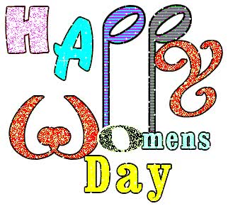 Watch and share Happy Womens Day Animated Images GIFs on Gfycat