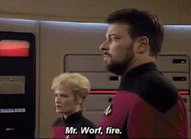 Watch and share Jonathan Frakes GIFs and Celebs GIFs on Gfycat