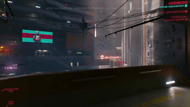 Watch and share Cyberpunk 2077 Grafika GIFs by szymrad on Gfycat