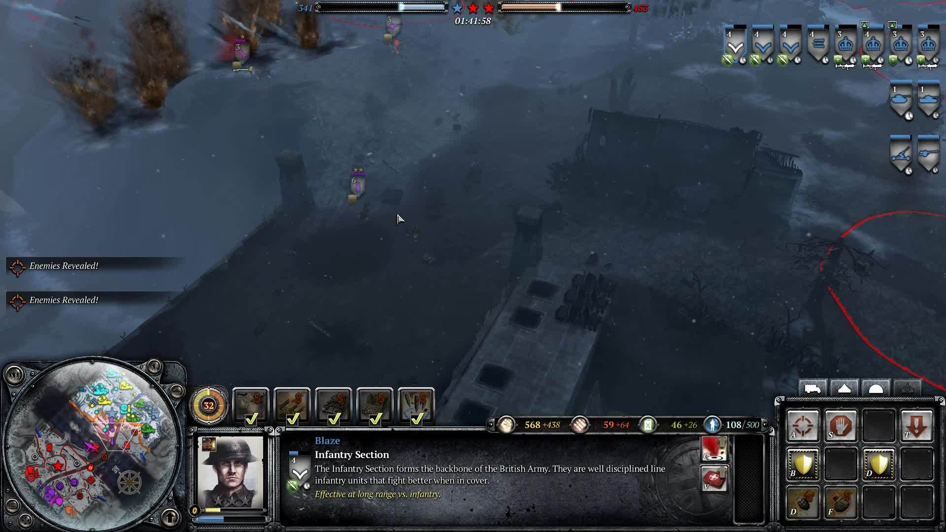 companyofheroes, [COH2] Always fun playing against Red Army CPU Hard GIFs