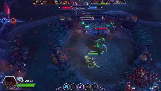 Watch and share Heroes Of The Storm GIFs and Highlights GIFs by John Jbs Watkins on Gfycat