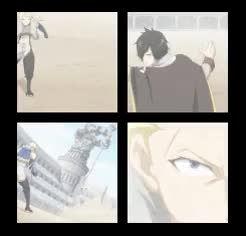 Watch and share Sting Eucliffe GIFs and Natsu Dragneel GIFs on Gfycat