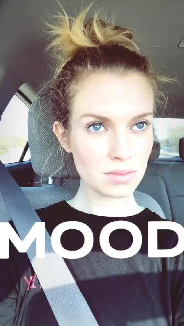 Watch and share Barbara Dunkelman - MOOD GIFs on Gfycat