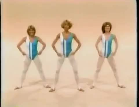 Watch and share Jazzercise GIFs on Gfycat