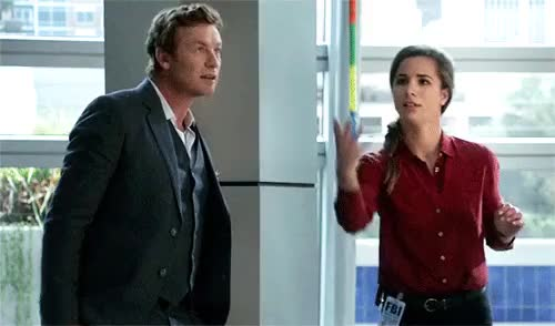 Watch Gifs GIF on Gfycat. Discover more 7.07, Simon Baker, kimball cho, michelle vega, patrick jane, s'mores, season 7 GIFs on Gfycat