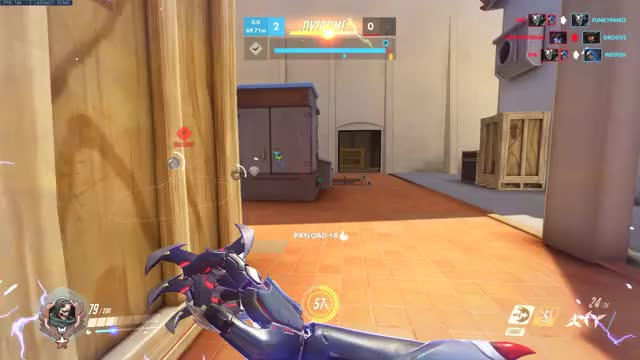 Watch and share Overwatch GIFs by cnhil4 on Gfycat