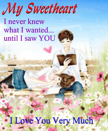 I Love You Sweetheart Messages Quotes Sms And Gifs Gif Find Make