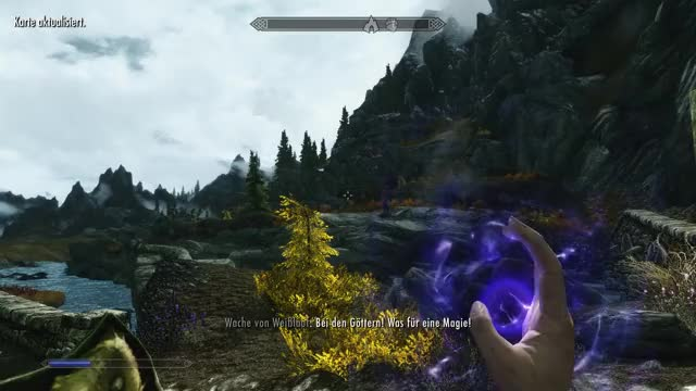 Watch and share My Favorite Skyrim Moment GIFs on Gfycat