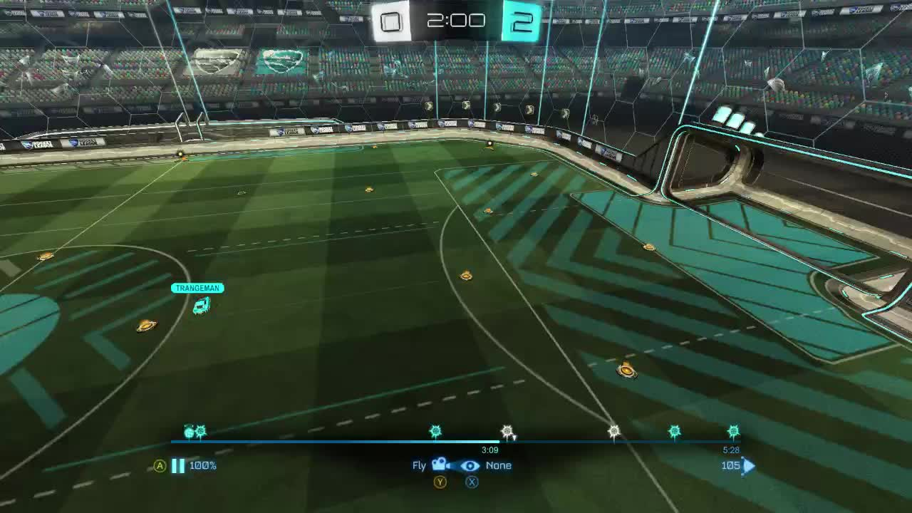 RocketLeague, videos GIFs