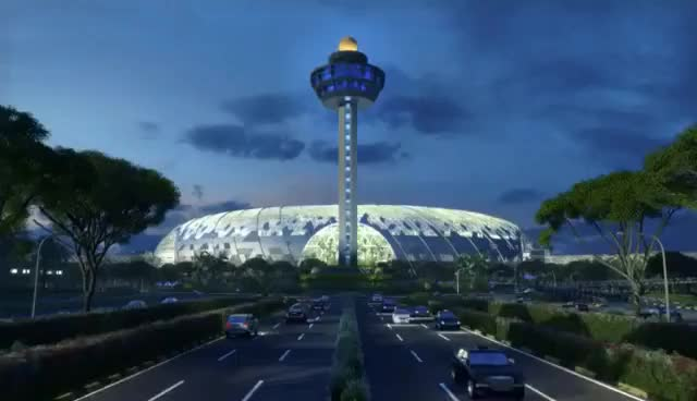 A First Look: Jewel Changi Airport