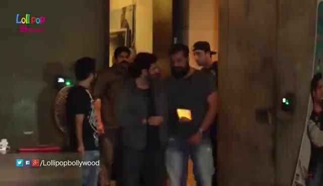 Alia Bhatt & Sidharth Malhotra At 'Kapoor & Sons' Special Screening