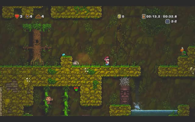 Watch and share Spelunky 2018.07.08 - 19.02.59.15.DVRTrim GIFs by ogsupersand on Gfycat