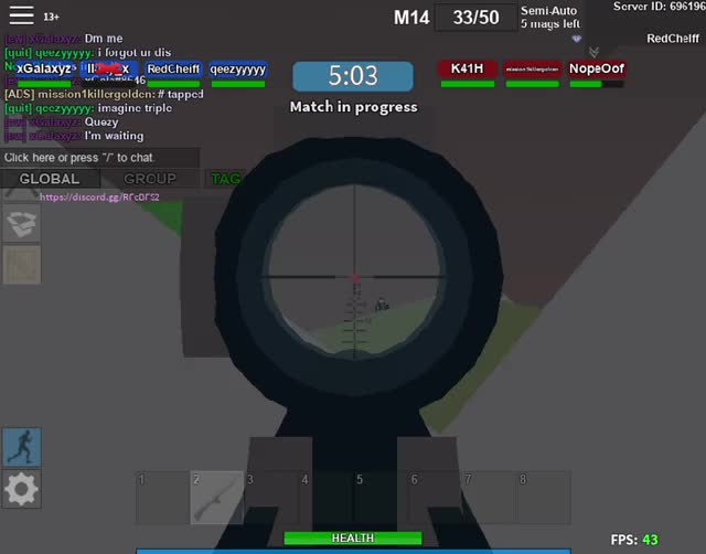 Watch and share Roblox 2019-10-20 05-55-52 GIFs on Gfycat