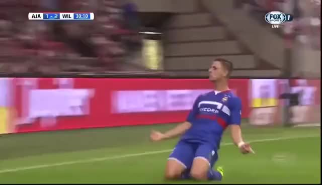 Watch and share Sol Goal Vs Ajax GIFs on Gfycat