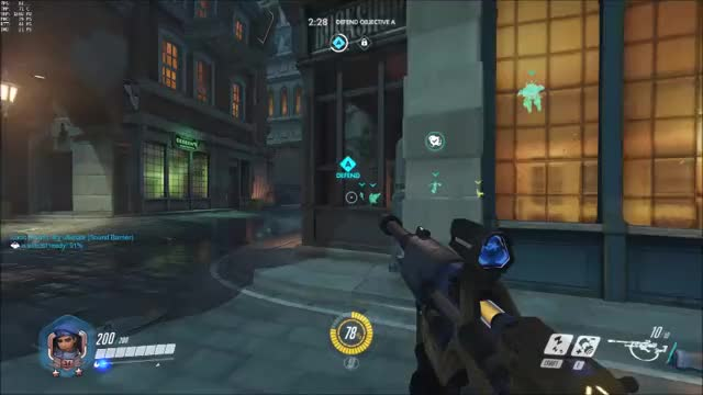 Watch and share Overwatch GIFs and Ana GIFs by saphiros on Gfycat