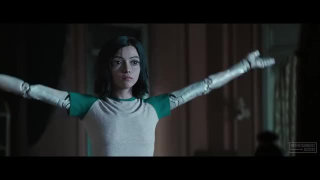 Watch Better Alita 2 GIF by @keeshayip on Gfycat. Discover more 2019, Alita: Battle Angel, alita, angel, battle, clip, fight, manga, scene, trailer GIFs on Gfycat