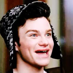 Watch and share Chris Colfer GIFs and Kurt Hummel GIFs on Gfycat