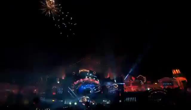 Watch and share Tomorrowland Belgium 2017 | Axwell Λ Ingrosso W2 GIFs on Gfycat