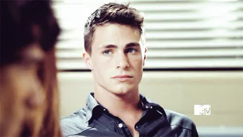 Watch colton haynes GIF on Gfycat. Discover more colton haynes GIFs on Gfycat