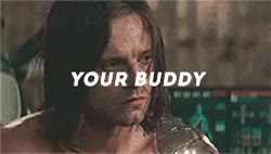 Watch and share Captain America GIFs and Bucky Barnes GIFs on Gfycat