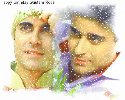 Watch and share ~||*HappyBirthWeek Enchanter, Gautam Rode*||~ | 4130256 | Saraswatichandra Forum GIFs on Gfycat