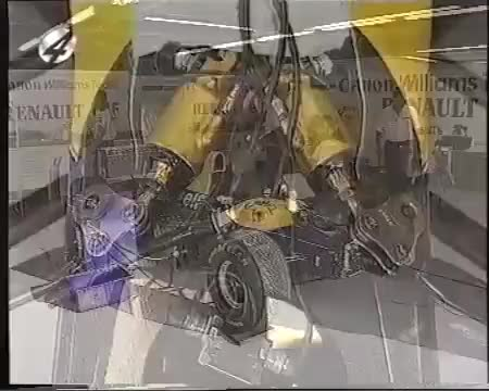 Watch and share Williams F1 Team Active Suspension GIFs on Gfycat