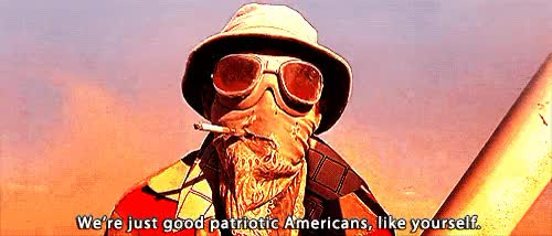Watch and share Fear And Loathing GIFs on Gfycat