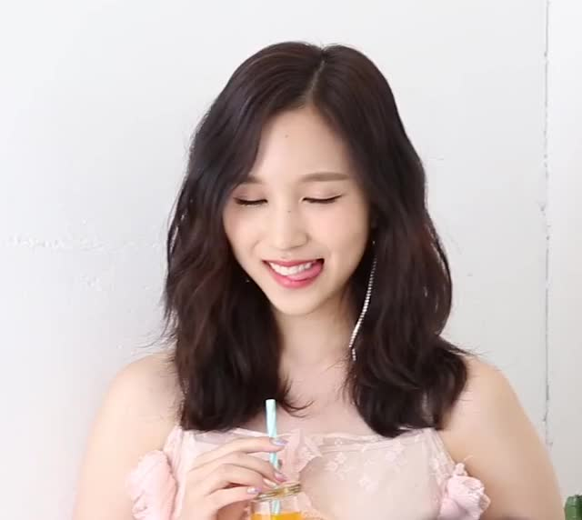 Watch this drinking GIF by Blueones (@blueones) on Gfycat. Discover more drinking, kpop, mina, twice GIFs on Gfycat