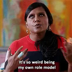 Watch and share Mindy Kaling GIFs on Gfycat