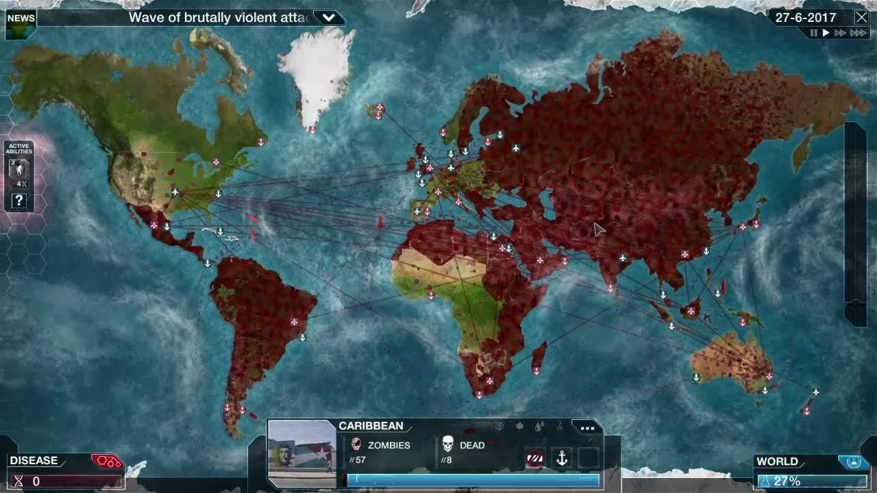 Plague Inc Zombies