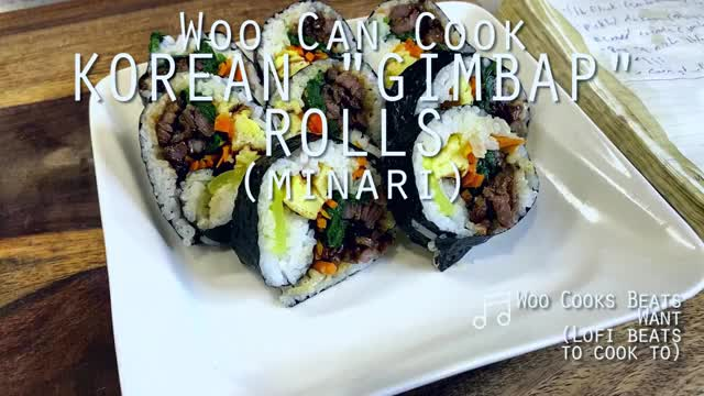"""Watch and share Woo Can Cook 