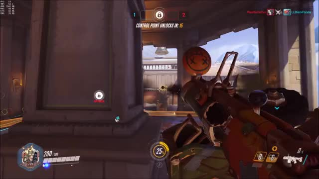 Watch and share Roadhog Hook GIFs and Overwatch GIFs by Alex Morgan on Gfycat