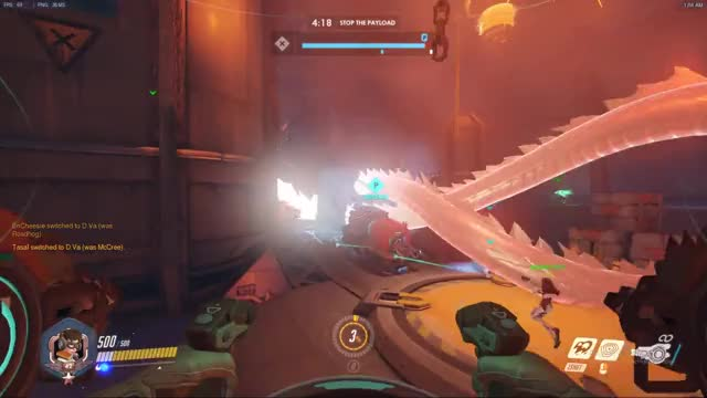 Watch and share Geforcegtx GIFs and Overwatch GIFs by Brielle Rose on Gfycat