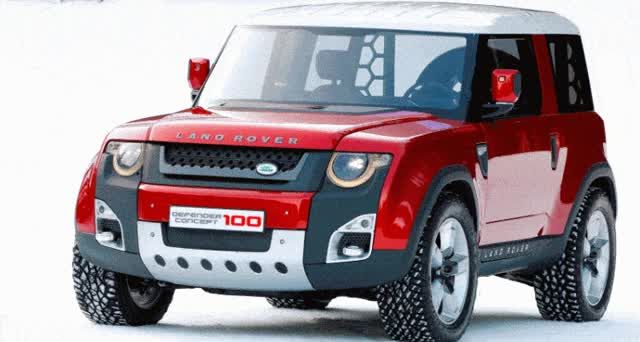 Watch and share Concept Flashback – Part Two – 2011 Land Rover DC100 Sport GIFs on Gfycat