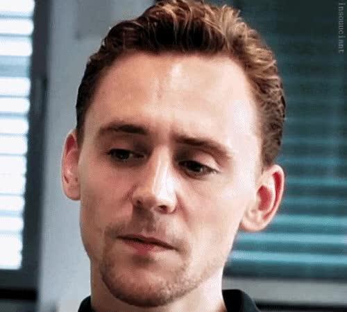 Watch and share Tom Hiddleston GIFs on Gfycat