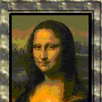 Watch and share Monalisa Creation GIFs on Gfycat